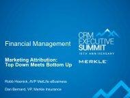 Financial Management - Merkle