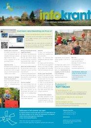 Infokrant maart 2013 - Gemeente Herent