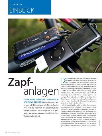 Zapf - Tout Terrain