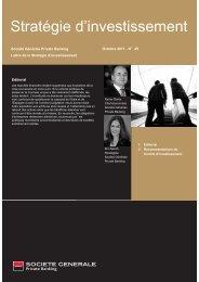 Lettre Stratégie Septembre 2011 FR - Societe Generale Private ...