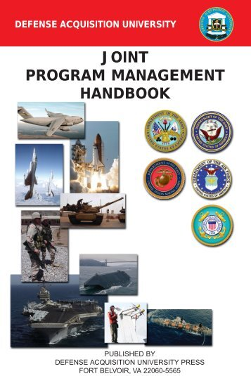 joint program management handbook - Defense Acquisition University