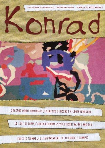 dicembre-gennaio '12 - Konrad