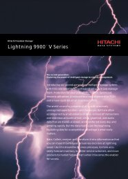 Lightning 9900 V Overview - Unylogix Technologies Inc.