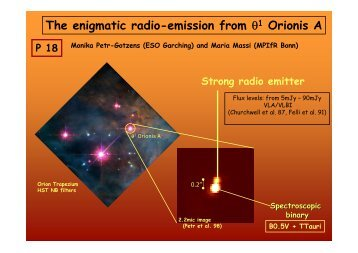 The enigmatic radio-emission from θ1 Orionis A