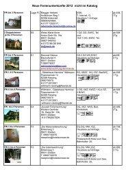 Download Ergänzungen zum ... - Tourist-Info-Diessen am Ammersee