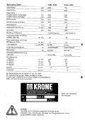Betriebsanleitung und Ersatzteilliste - Agromix - Seite 6