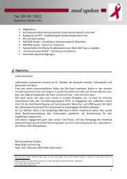 med update 09+10_12.pdf - Die Aidshilfen Österreichs