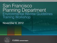 Environmental Review Guidelines - San Francisco Planning ...