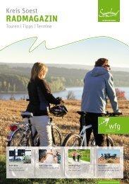 Broschüre: Radmagazin Kreis Soest - Wirtschaftsförderung Kreis ...