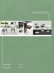 hkt stühle & barhocker 2009