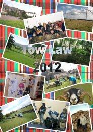 High Street, Tow Law, Bishop Auckland, DL13 4DL Tel: 01388 ...