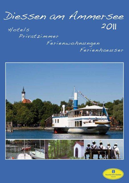 Tourist-Info-Diessen am Ammersee