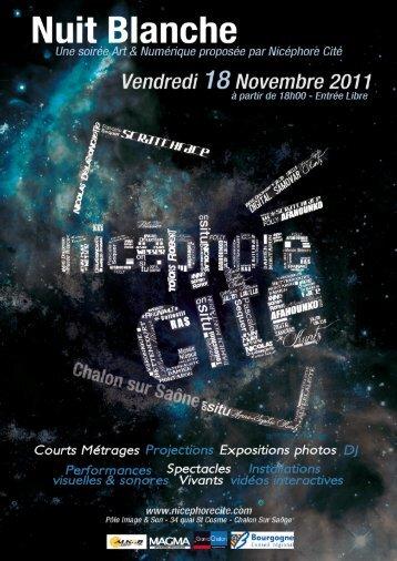 Voir le dossier de presse - Nicéphore Cité