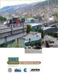 Corridor Optimization Plan - Glenwood Springs Colorado Municipal ...