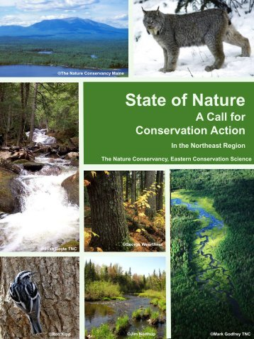 The State of Nature: Executive Summary - Conservation Gateway