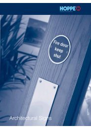 Architectural Signs Page 503-518 - Architectural Hardware Direct