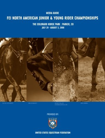 dressage - United States Equestrian Federation