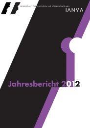 Jahresbericht 2012 - Ianua GPS mbH