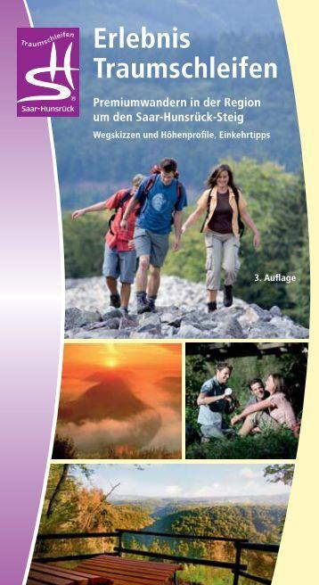 Erlebnis Traumschleifen - Saarschleife Touristik GmbH