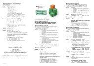 Beratung und Information Katharina Krey Tel. 0421-222744-421 E ...