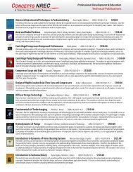 Technical Publications - Concepts NREC