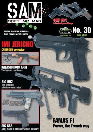 SAM-30-GB - Cybergun