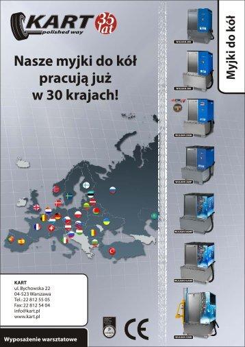 wulkan 360hp - Kart, Warszawa