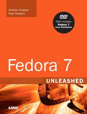 Fedora 7 Documentation