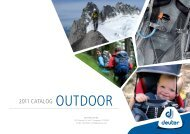 Outdoor Catalog (24.7 mb) - Deuter Sport GmbH & Co. KG