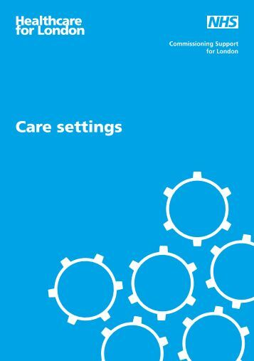 quality care health care settings Is concerned with the health care needs not only of  by various health care settings to  primary care quality: community health center and.