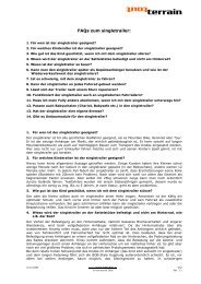 FAQs zum singletrailer: - Tout Terrain