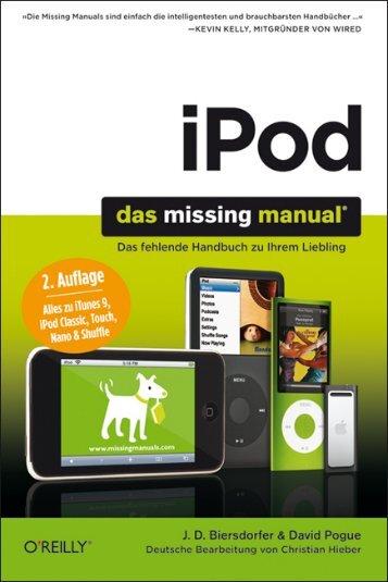Kapitel 5: iTunes für Fortgeschrittene -  beim O'Reilly Verlag