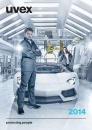 Experience Innovation! 2013 - UVEX SAFETY