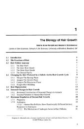 1 The Biology of Hair Growth - Horizonti.net