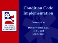 Condition Code Implementation