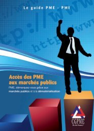 guide - CGPME Paris Ile de France
