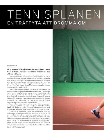 Läs mer Tennisplanen – en träffyta att drömma om. - Bmw