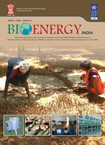 IssuE 8 – ApRIl – JuNE 2011 - Winrock International India