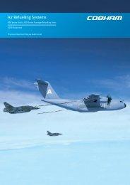 Air Refuelling Systems - Cobham plc
