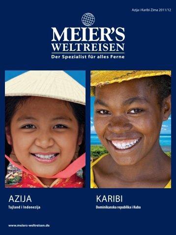MEIERS Azija Karibi - Travel House