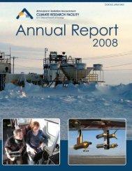 Annual Report 2008 - ARM