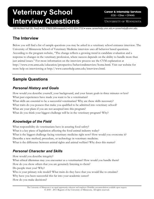 character interview questions - Infer ifreezer co
