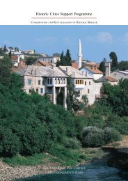 Conservation and Revitalisation of Historic Mostar - Aga Khan ...