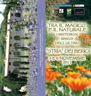 Azienda Agricola Dalla Grana Officinalis S.r.l. V ia Pederiva - 1 ...