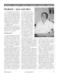 A Mi Kórházunk: 2002. december ( IV/6) - Szent János Kórház - Page 5