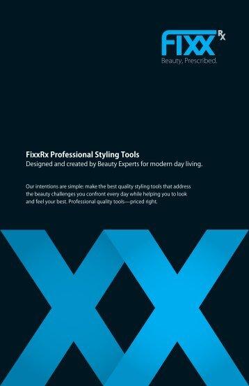 Fixxrx Professional Styling Tools