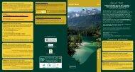 attività e mobilità - Parco Naturale Adamello Brenta