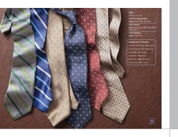 Scarves & Ties - Main FCL page