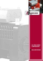 2010741 Air//Oil Separator Designed for use with Gardner Denver Compressors