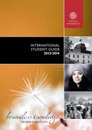 INTERNATIONAL STUDENT GUIDE 2013/2014